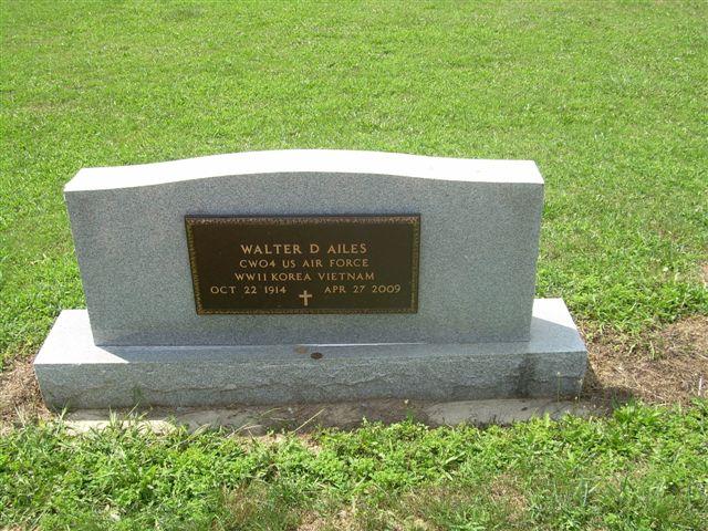 Walter Daryl Ailes