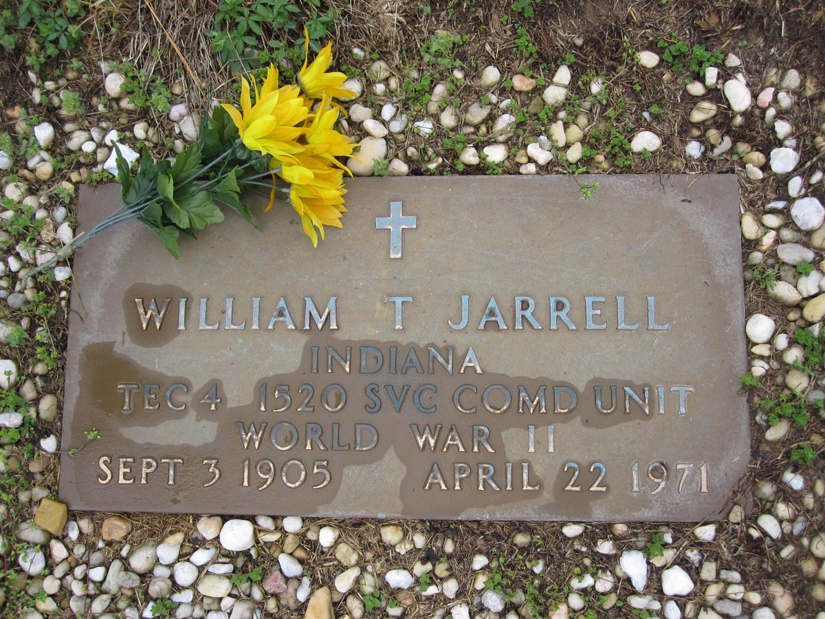 William T Jarrell