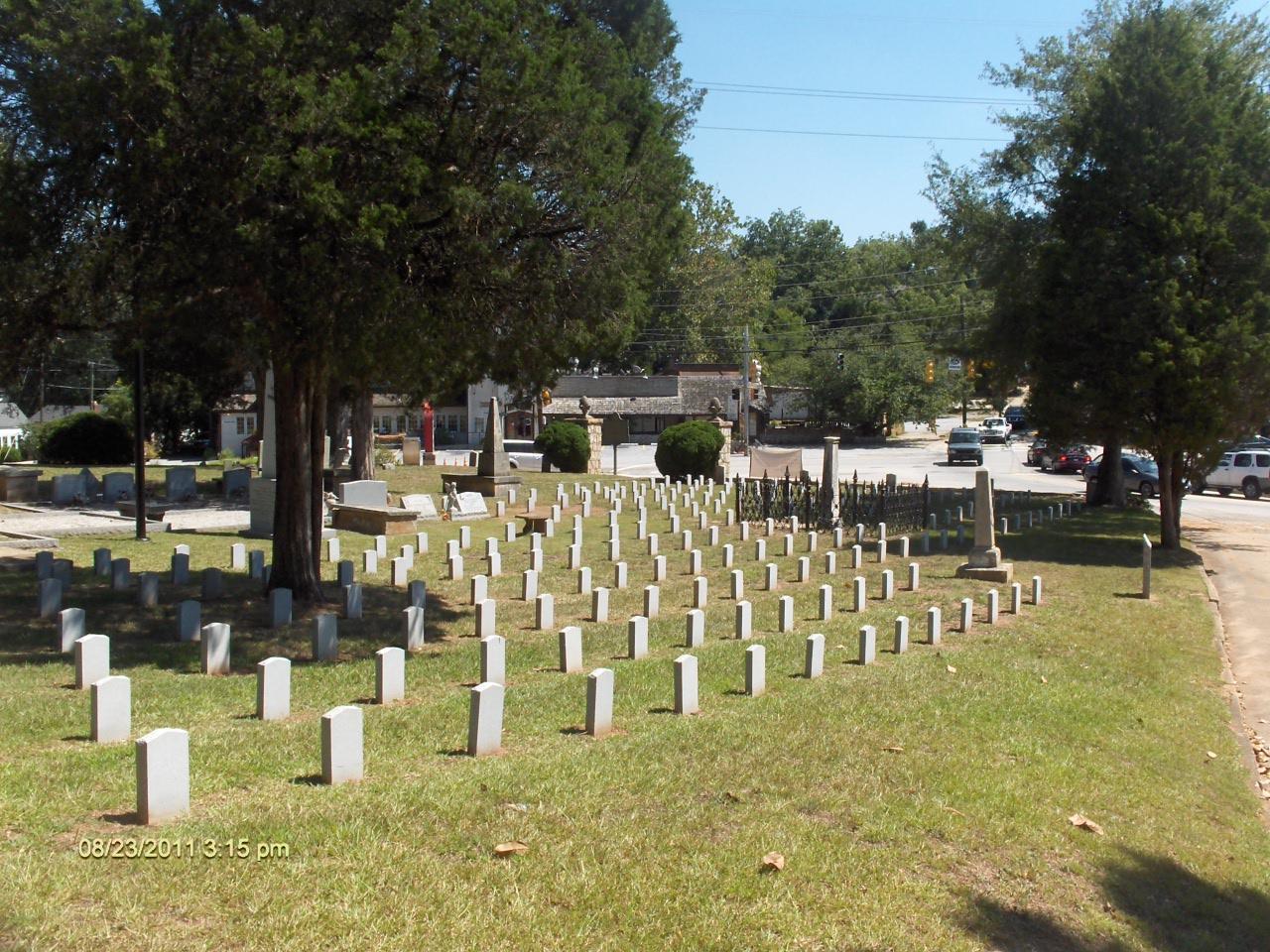 Stone Mountain Cemetery