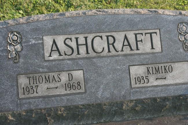 Thomas Dean Ashcraft