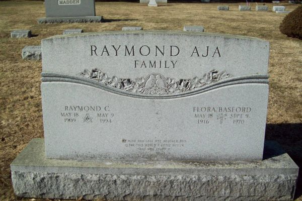 Raymond C Aja