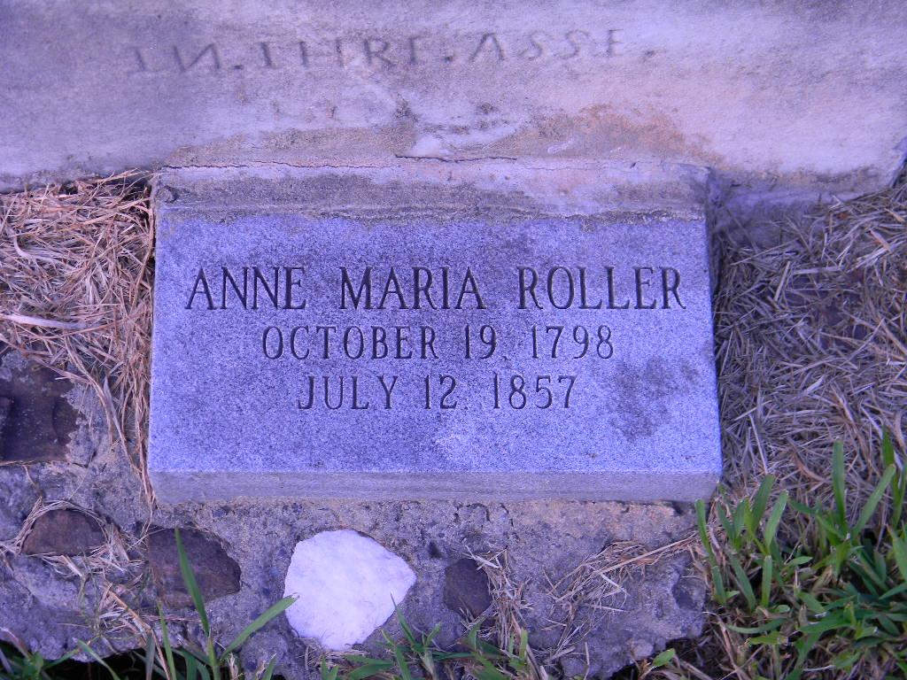 Anna Marie Roller