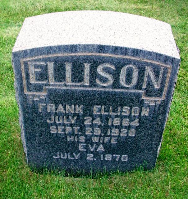 Frank Alonzo Ellison