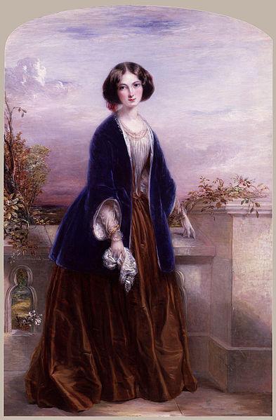 Lady Euphemia Chalmers Effie <i>Gray</i> Millais