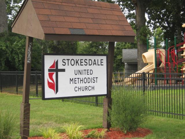 Stokesdale United Methodist Church Cemetery