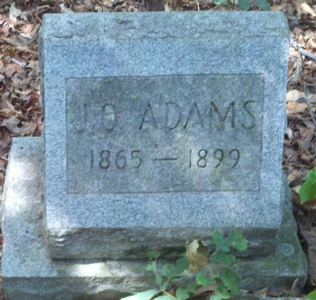 John Oliver Adams