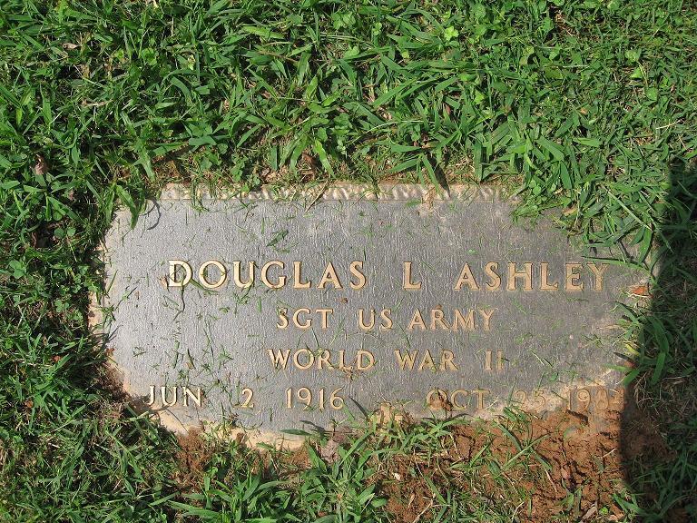 Douglas Lewis Ashley