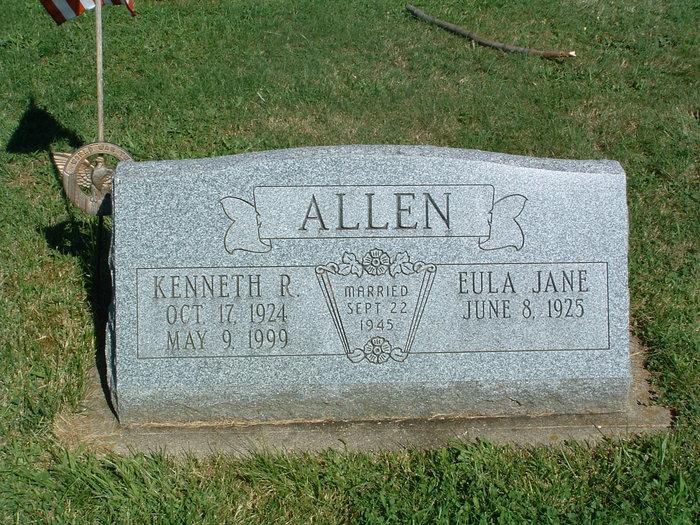 Kenneth R Allen