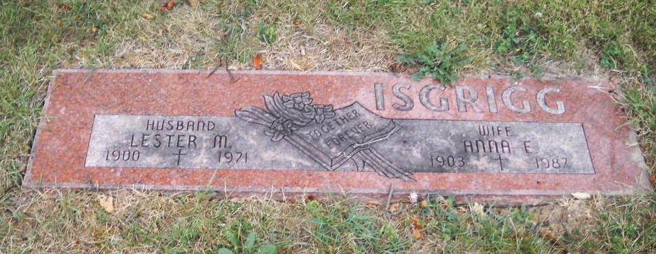 Lester M Isgrigg