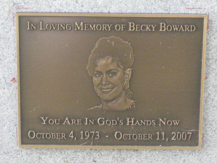 Becky Boward