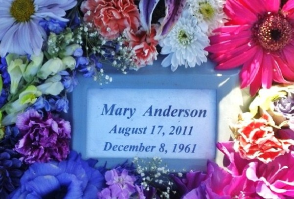 Mary L Anderson