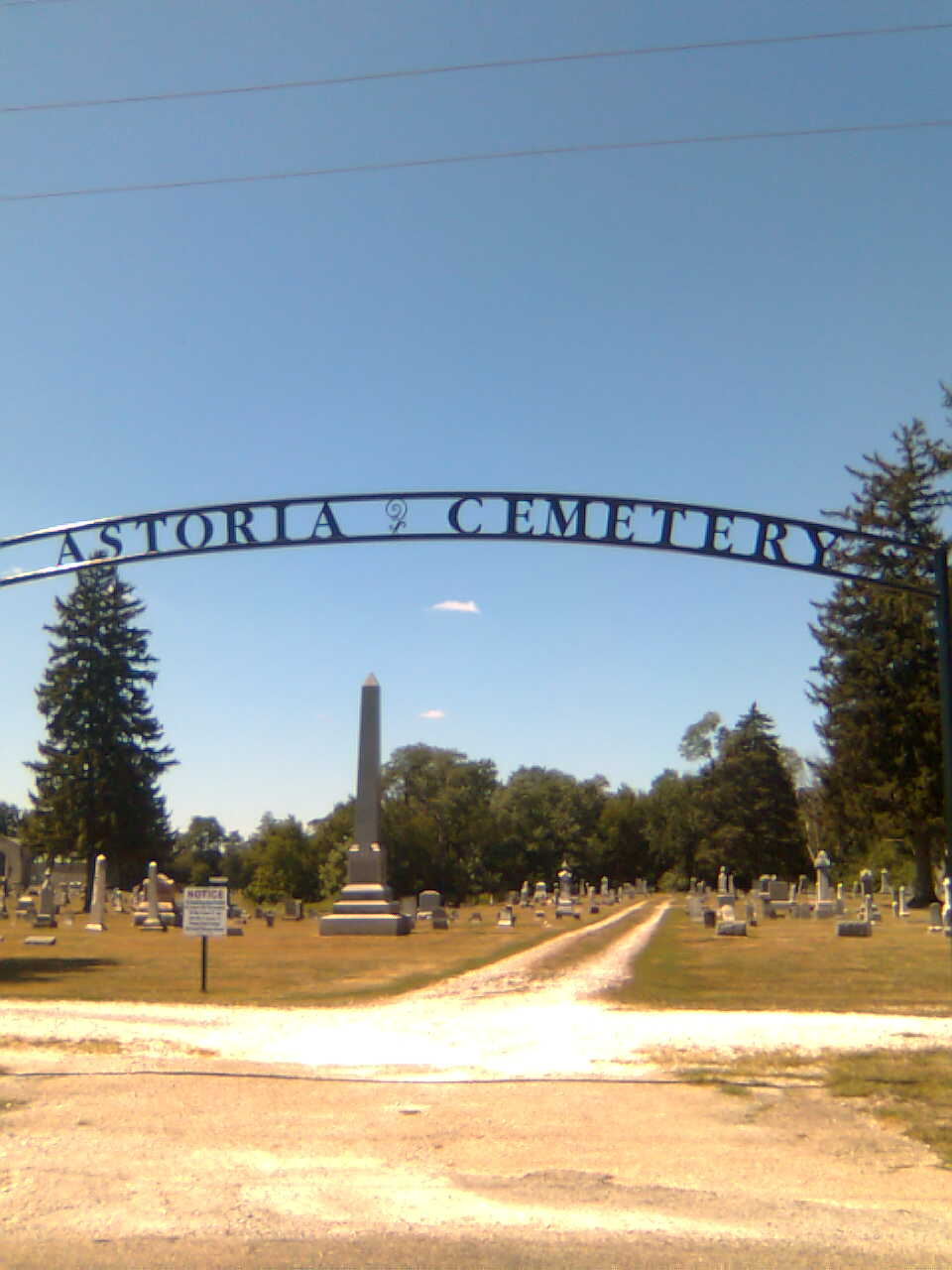 Astoria Cemetery