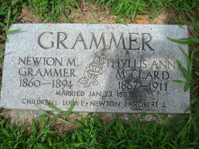 Newton M. Grammer