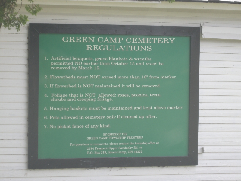 Green Camp Cemetery