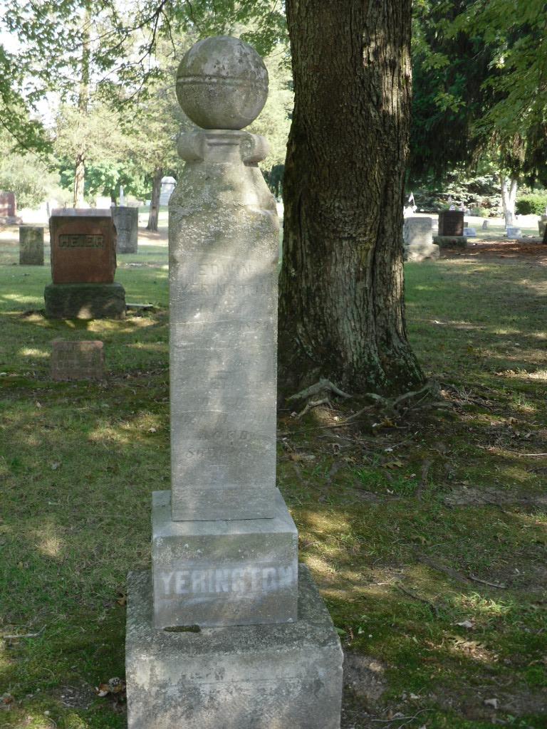 Olive A. <i>Thomas</i> Yerington