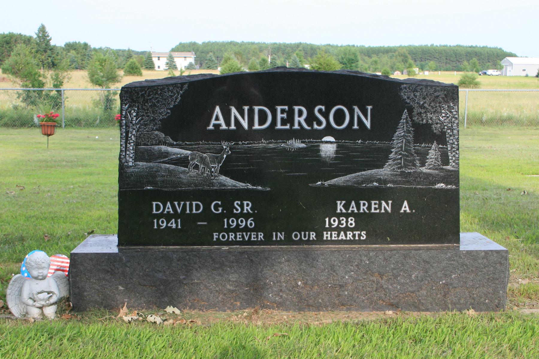 David Gordon Anderson, Sr