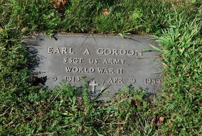 Earl A Gordon
