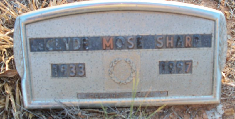 Clyde Johnson Mose Sharp