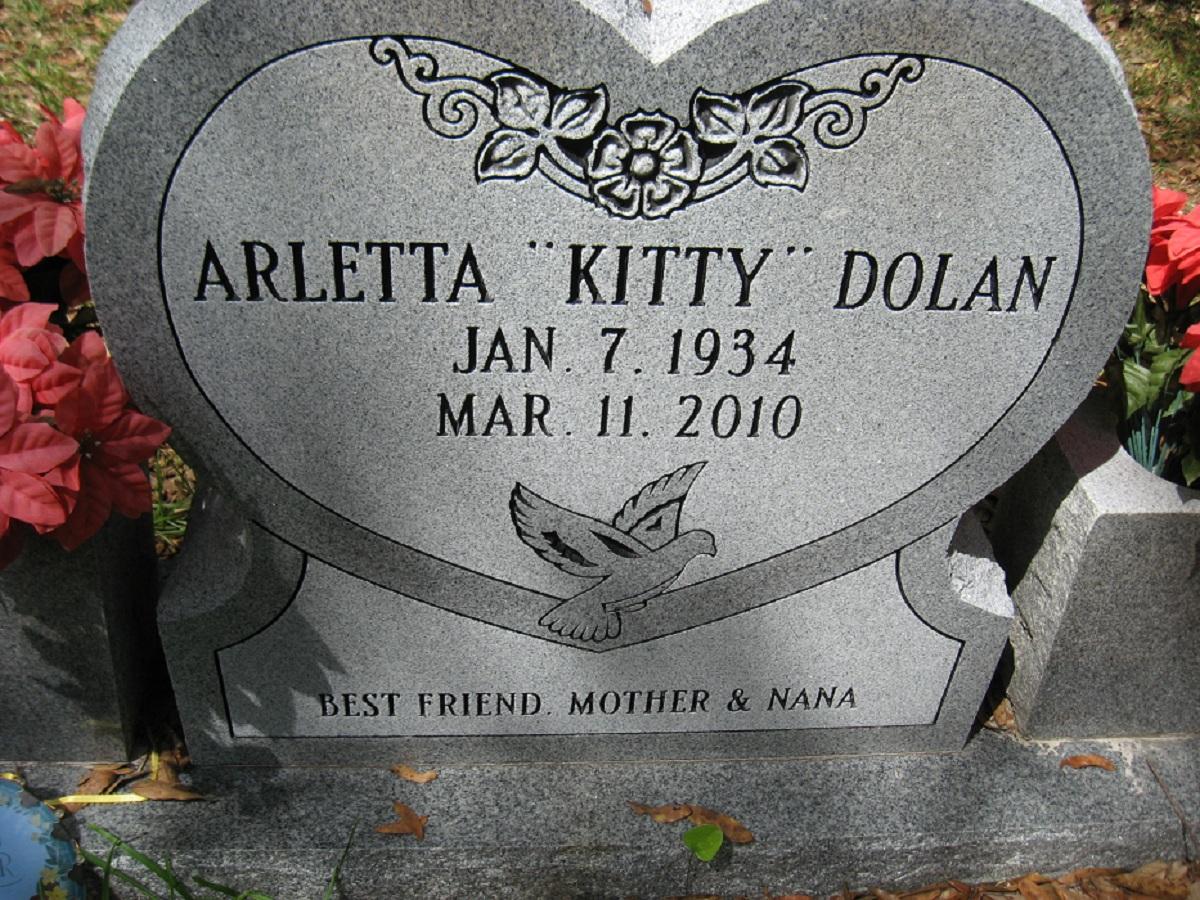 Arletta Kitty <i>Siler</i> Dolan