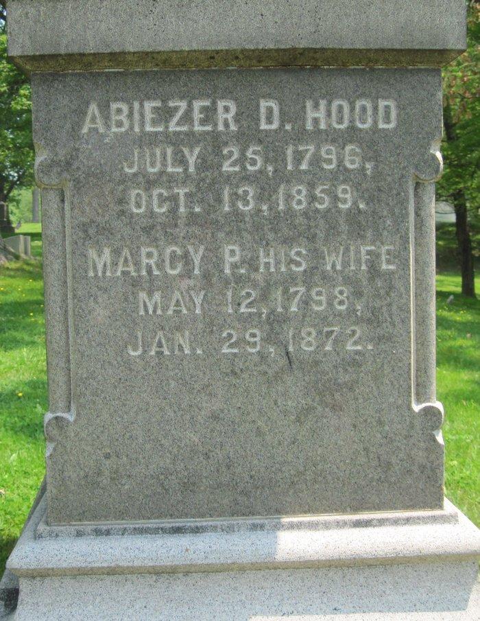 Mary Ann <i>Hood</i> Allen
