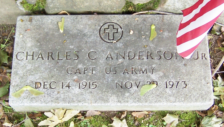 Charles C Anderson, Jr