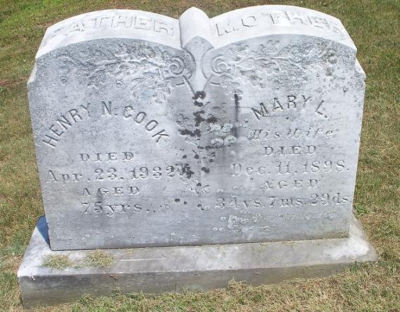 Mary L. <i>Babb</i> Cook