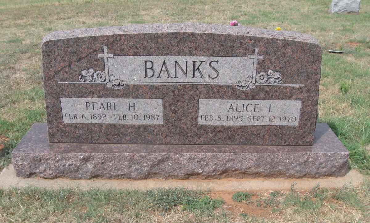 Alice I. Banks