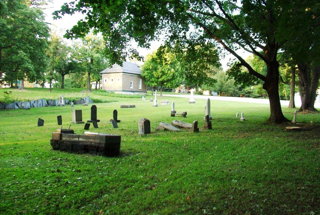 Chapman Quarries United Methodist Church Cemetery
