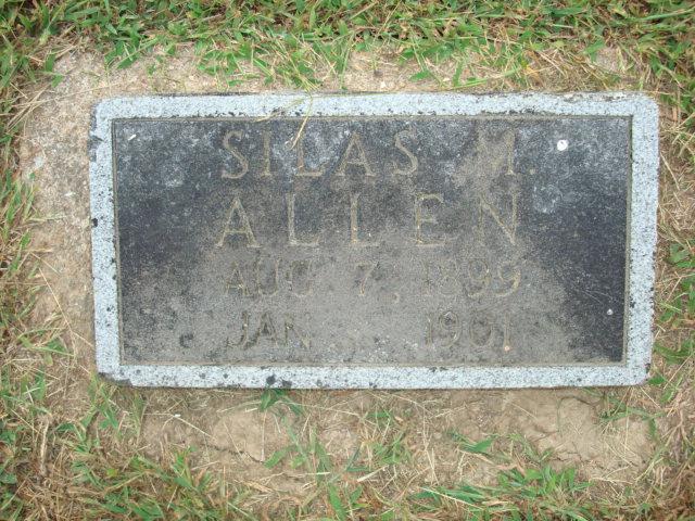 Silas M. Allen