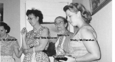 Oma Tilda Omie <i>Brinson</i> Hinkle