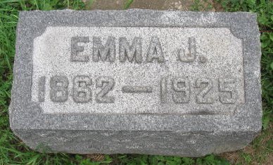 Emma J. <i>Goss</i> Connell