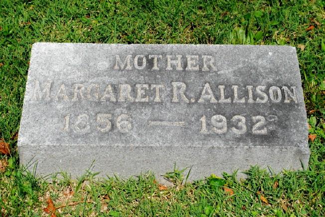 Margaret Mary Maggie <i>Robbins</i> Allison