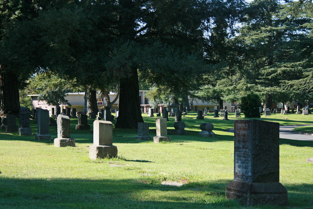 Odd Fellows Lawn Cemetery and Mausoleum