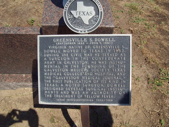 Dr Greensville S Dowell