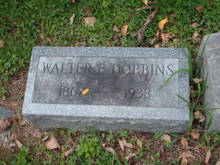 Walter Dobbins