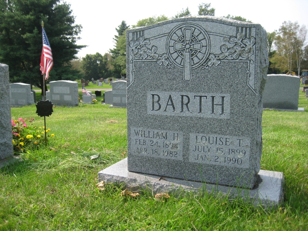 William H Barth