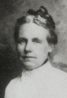 Frances Ann <i>Thomas</i> Christensen
