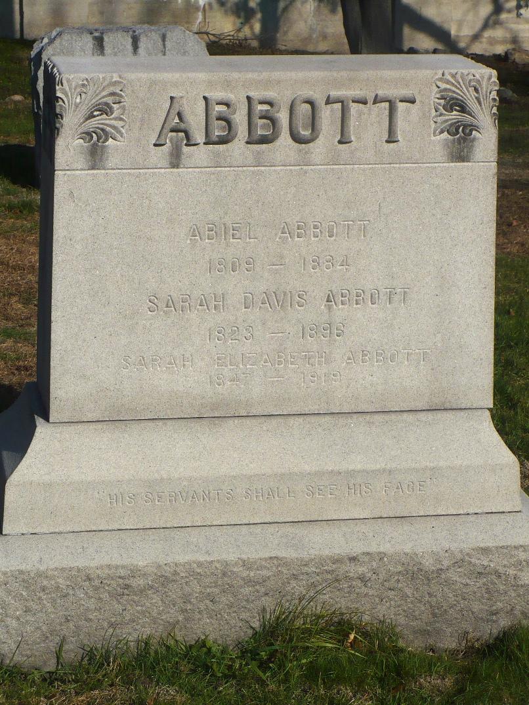 Sarah Elizabeth Abbott