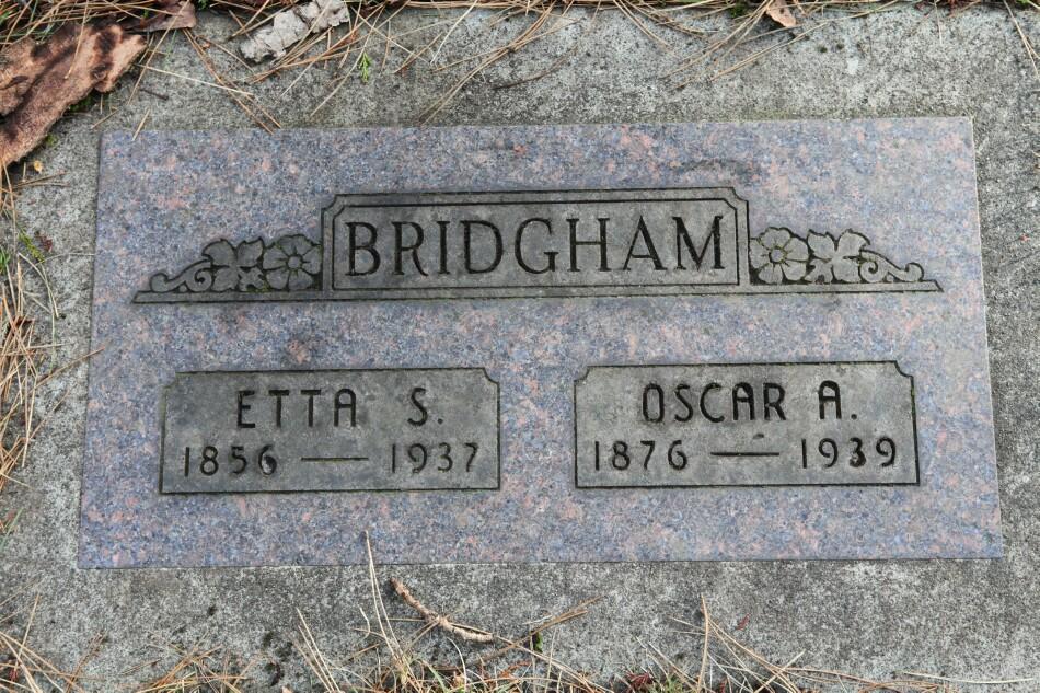 Oscar Aldrin Bridgham