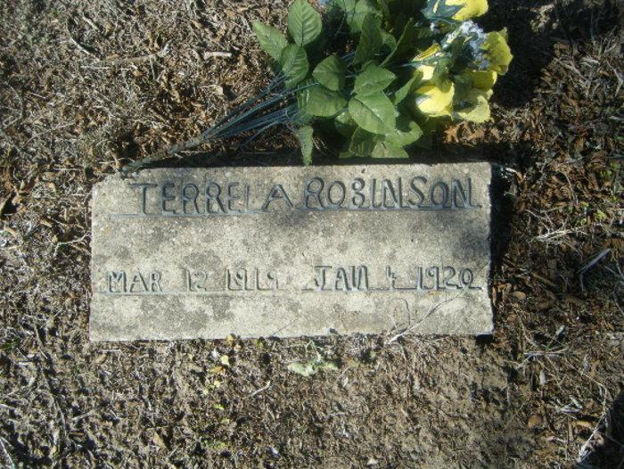 Terrela Robinson