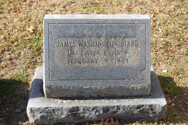 James Washington Biard