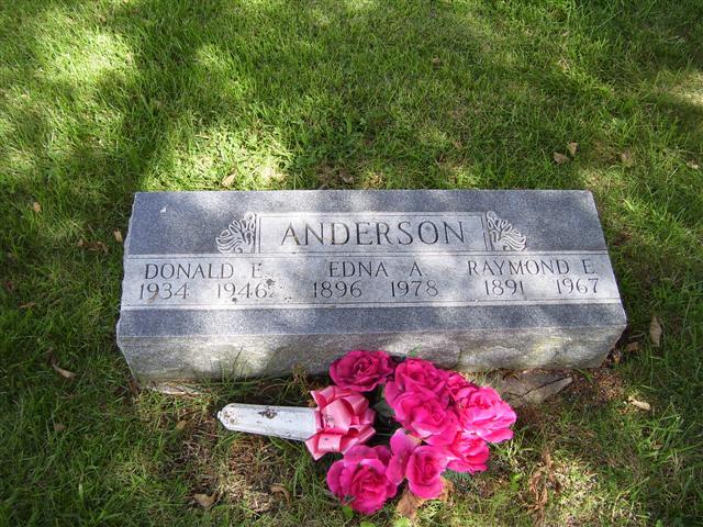 Raymond E. Anderson