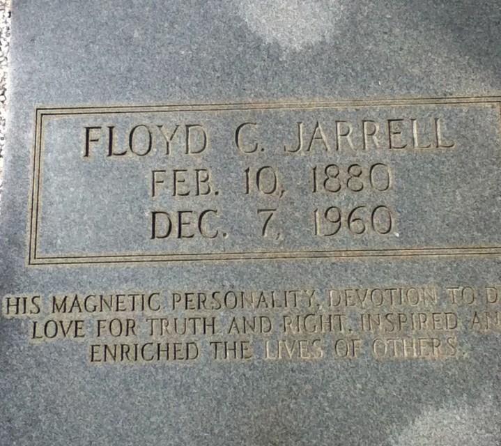 Floyd Cannon Jarrell, Sr