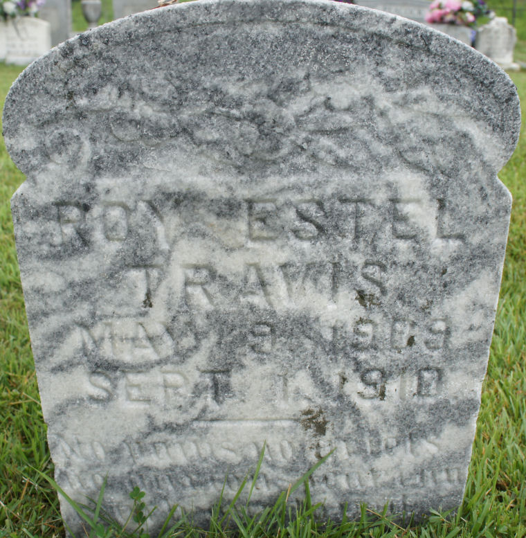 Roy Estel Travis