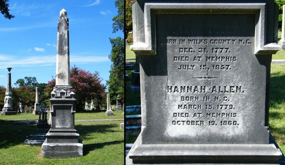 Hannah <i>Hampton</i> Allen