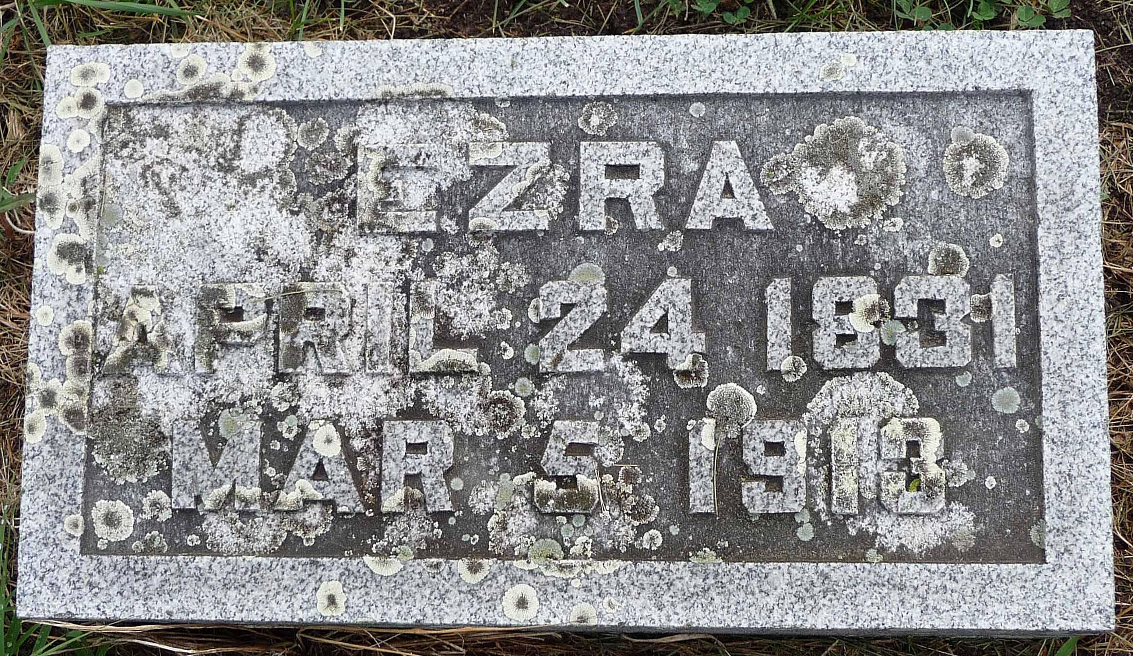 Ezra C Fahrney