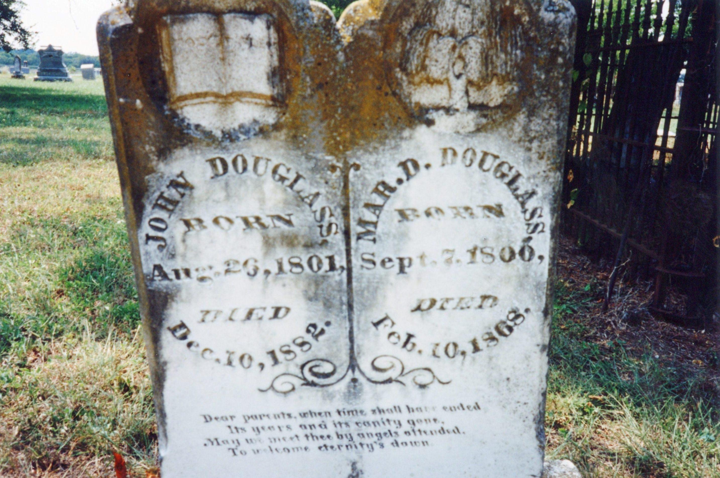 John Douglass