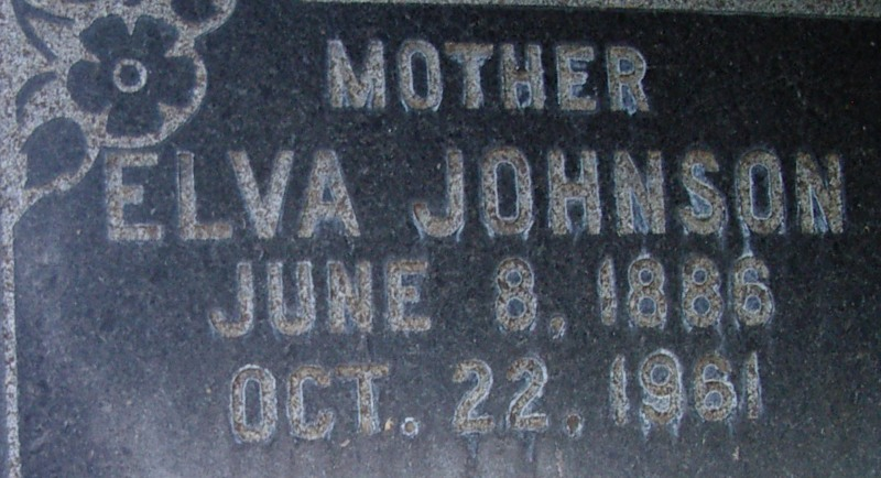 Elva Isabelle <i>Johnson</i> Craynor