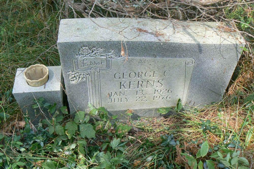 George C Kerns