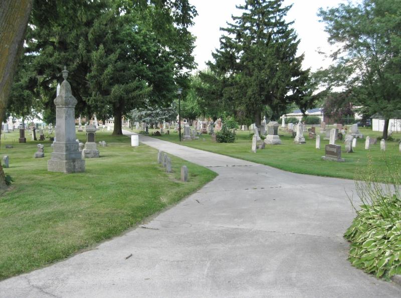 New Holstein City Cemetery
